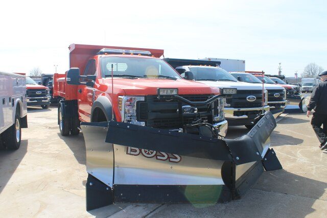 2019 F-450 Regular Cab DRW 4x4,  Rugby Dump Body #G5218 - photo 31