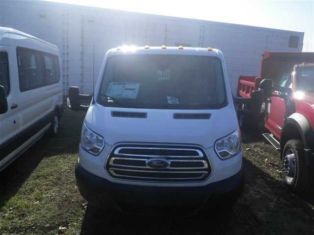 2019 Transit 350 HD DRW 4x2,  Reading Service Utility Van #G5279 - photo 3