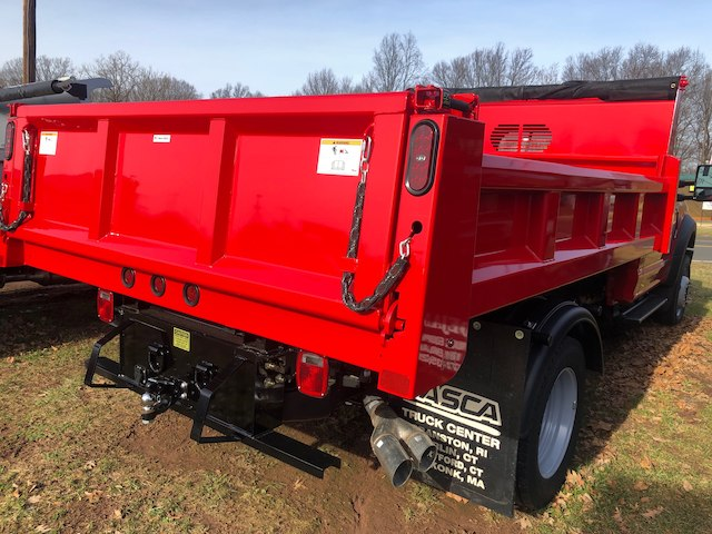 2019 F-550 Regular Cab DRW 4x4,  Rugby Dump Body #G5300 - photo 2