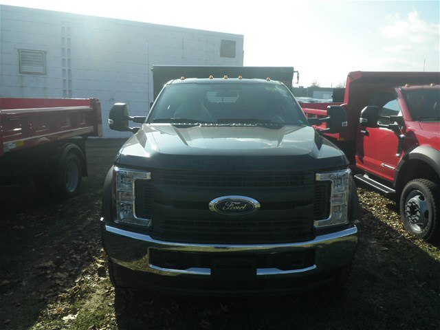 2019 F-550 Super Cab DRW 4x4,  Rugby Dump Body #G5320 - photo 3