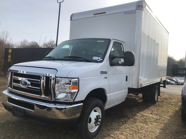 2019 E-350 4x2,  Dejana Truck & Utility Equipment Cutaway Van #G5379 - photo 4