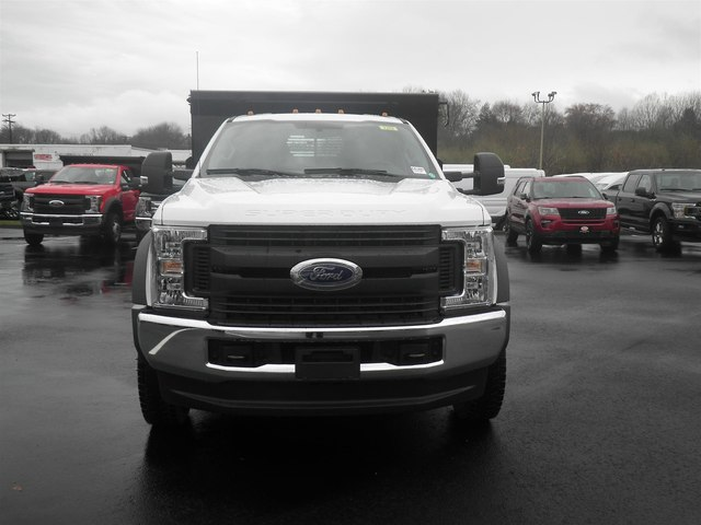 2019 F-550 Regular Cab DRW 4x4,  Rugby Dump Body #G5380 - photo 3