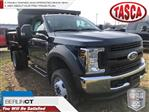 2019 F-550 Regular Cab DRW 4x4,  Rugby Dump Body #G5402 - photo 1
