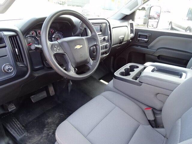 2015 Chevrolet Silverado 3500 Regular Cab DRW RWD, Service Body #G5665AA - photo 15