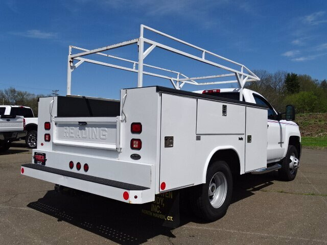 2015 Chevrolet Silverado 3500 Regular Cab DRW RWD, Service Body #G5665AA - photo 1
