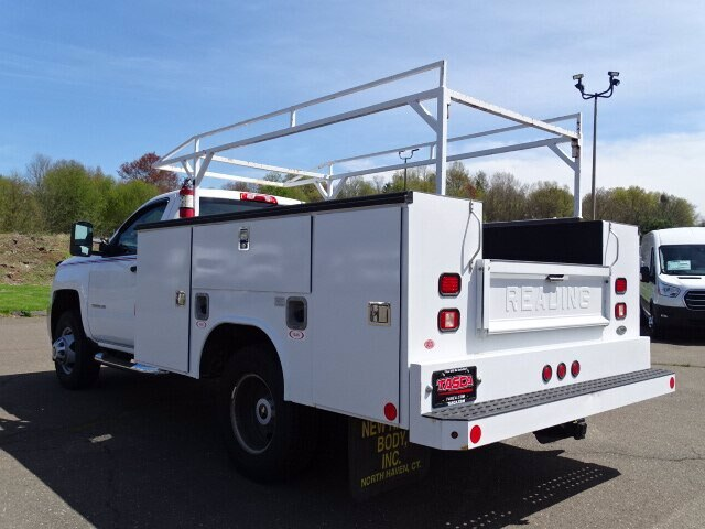 2015 Chevrolet Silverado 3500 Regular Cab DRW RWD, Service Body #G5665AA - photo 6