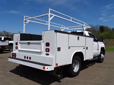 2015 Chevrolet Silverado 3500 Regular Cab DRW RWD, Service Body #G5665AA - photo 2
