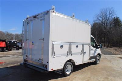 2019 Ford Transit 350 HD DRW RWD, Dejana DuraCube Max Service Utility Van #G5749 - photo 4