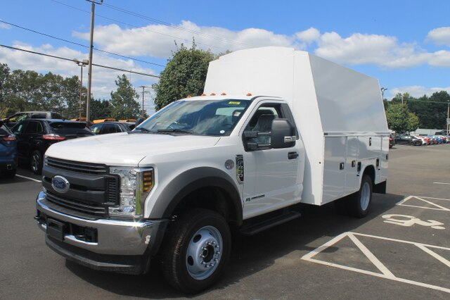 2019 Ford F-450 Regular Cab DRW 4x4, Knapheide KUVcc Service Body #G5751 - photo 3