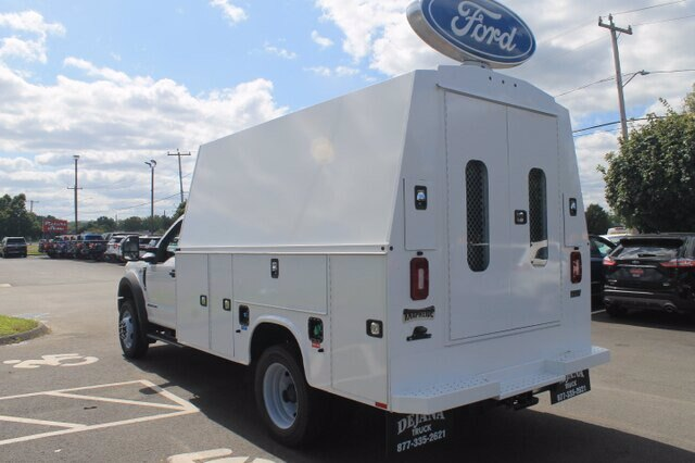 2019 Ford F-450 Regular Cab DRW 4x4, Knapheide KUVcc Service Body #G5751 - photo 4