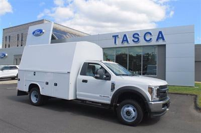 2019 Ford F-450 Regular Cab DRW 4x4, Knapheide KUVcc Service Body #G5751 - photo 1