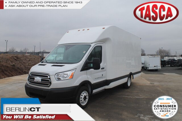2019 Transit 350 HD DRW 4x2, Unicell Aerocell Transit Cutaway Van #G5780 - photo 1