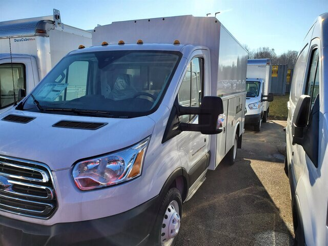 2019 Transit 350 HD DRW 4x2, Reading Aluminum CSV Service Utility Van #G6115 - photo 4