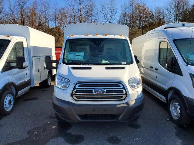 2019 Ford Transit 350 RWD, Reading Aluminum CSV Service Utility Van #G6125 - photo 4