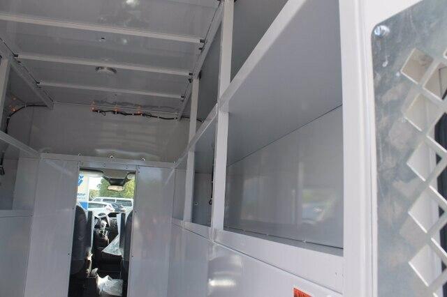 2019 Ford Transit 350 RWD, Reading Aluminum CSV Service Utility Van #G6125 - photo 11
