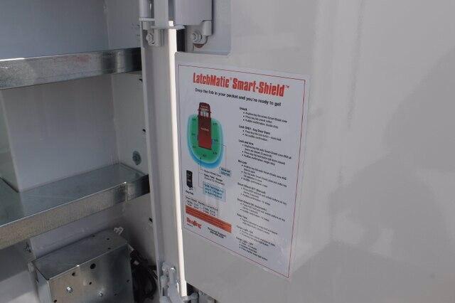 2019 Ford Transit 350 RWD, Reading Aluminum CSV Service Utility Van #G6125 - photo 14