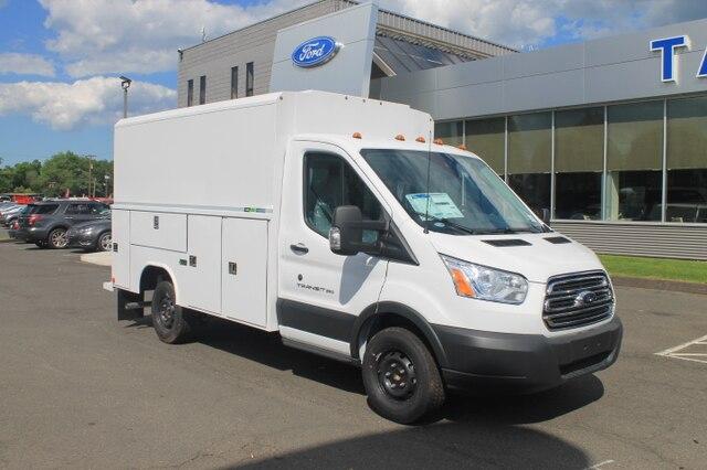 2019 Ford Transit 350 RWD, Reading Aluminum CSV Service Utility Van #G6125 - photo 7