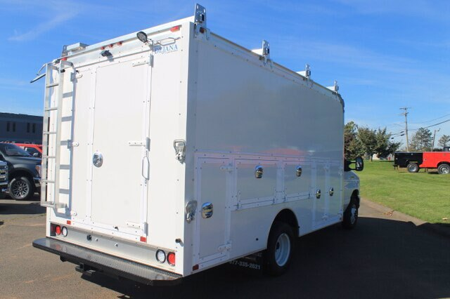 2019 E-450 4x2, Dejana DuraCube Max Service Utility Van #G6134 - photo 4