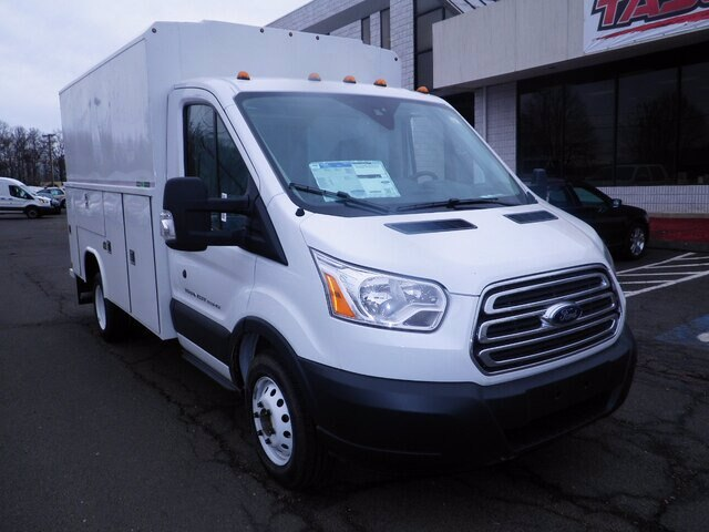 2019 Ford Transit 350 HD DRW RWD, Reading Aluminum CSV Service Utility Van #G6249 - photo 1