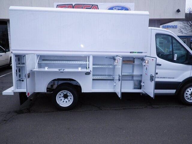 2019 Transit 350 HD DRW 4x2, Reading Aluminum CSV Service Utility Van #G6249 - photo 13