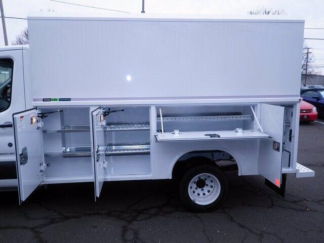 2019 Transit 350 HD DRW 4x2, Reading Aluminum CSV Service Utility Van #G6249 - photo 10