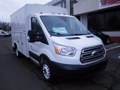 2019 Transit 350 HD DRW 4x2, Reading Aluminum CSV Service Utility Van #G6249 - photo 1