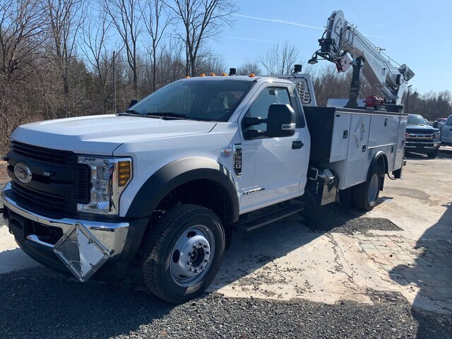 2019 F-550 Regular Cab DRW 4x4, Knapheide Crane Body Mechanics Body #G6264 - photo 1