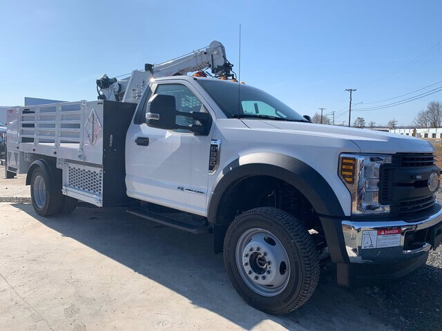 2019 F-550 Regular Cab DRW 4x4, Knapheide Crane Body Mechanics Body #G6264 - photo 3
