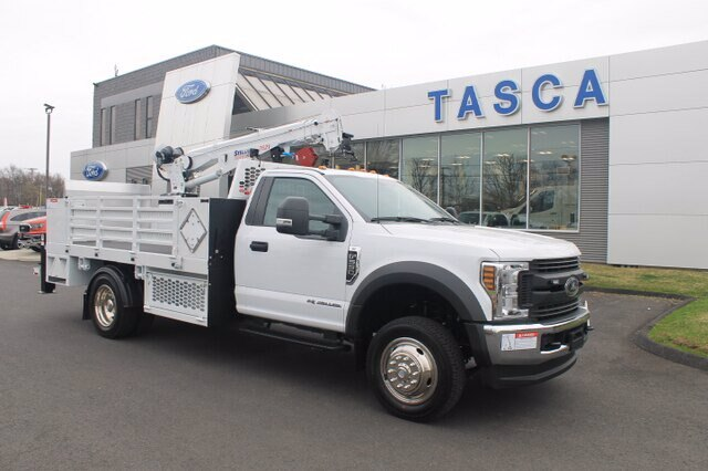 2019 F-550 Regular Cab DRW 4x4, Knapheide Crane Body Mechanics Body #G6264 - photo 6
