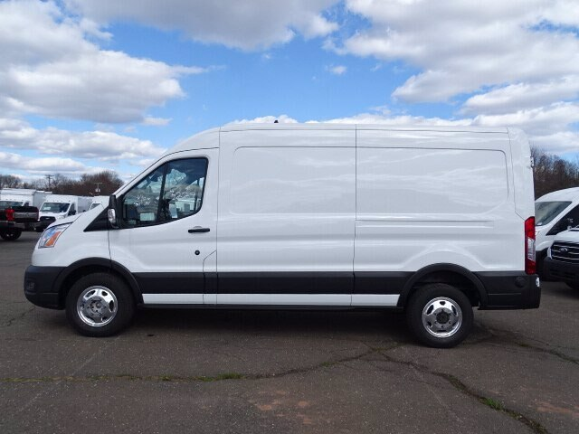 2020 Ford Transit 250 Med Roof AWD, Empty Cargo Van #G6336 - photo 1