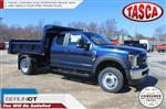2019 F-550 Super Cab DRW 4x4, Rugby Eliminator LP Steel Dump Body #G6345 - photo 1