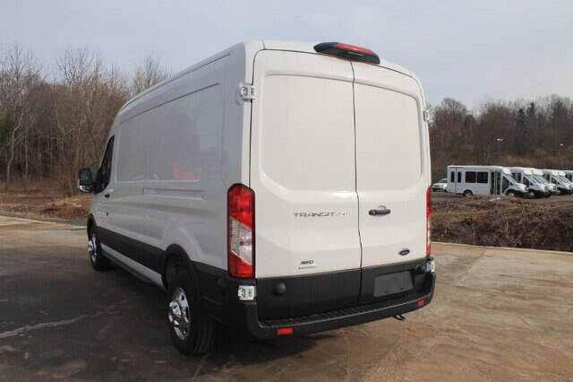 2020 Ford Transit 250 Med Roof AWD, Empty Cargo Van #G6346 - photo 5