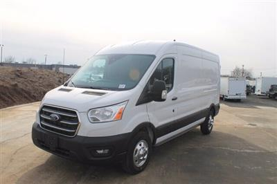 2020 Ford Transit 250 Med Roof AWD, Empty Cargo Van #G6346 - photo 1