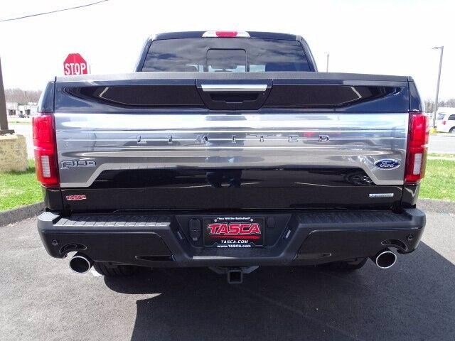 2020 Ford F-150 SuperCrew Cab 4x4, Pickup #G6376 - photo 4