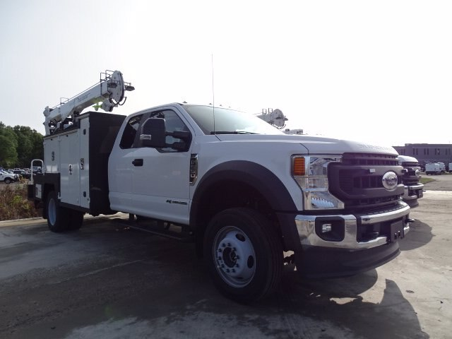 2020 Ford F-550 Super Cab DRW 4x4, Maintainer Mechanics Body #G6377 - photo 5