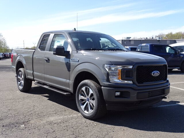 2020 Ford F-150 Super Cab 4x4, Pickup #G6400 - photo 1