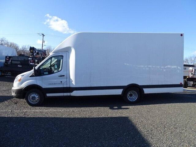 2020 Ford Transit 350 HD DRW RWD, Unicell Cutaway Van #G6416 - photo 1