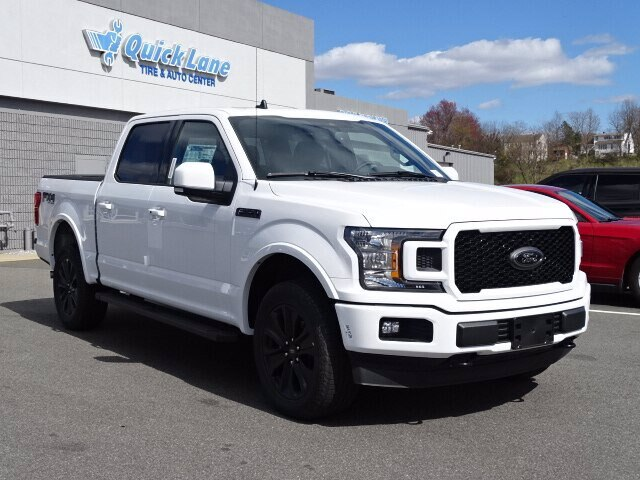 2020 Ford F-150 SuperCrew Cab 4x4, Pickup #G6492 - photo 1