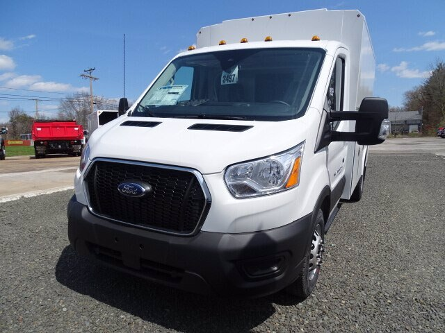 2020 Ford Transit 350 HD AWD, Reading Aluminum CSV Service Utility Van #G6611 - photo 3