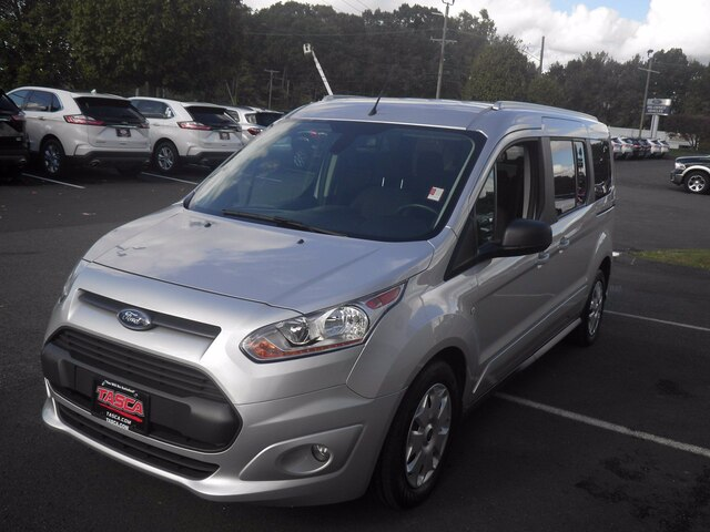 2018 Ford Transit Connect FWD, Passenger Wagon #G6680A - photo 1
