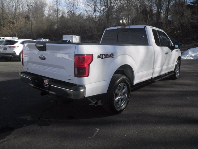 2018 Ford F-150 Super Cab 4x4, Pickup #G6833A - photo 2