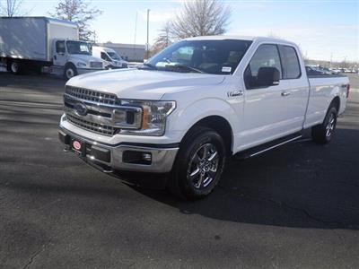 2018 Ford F-150 Super Cab 4x4, Pickup #G6833A - photo 4
