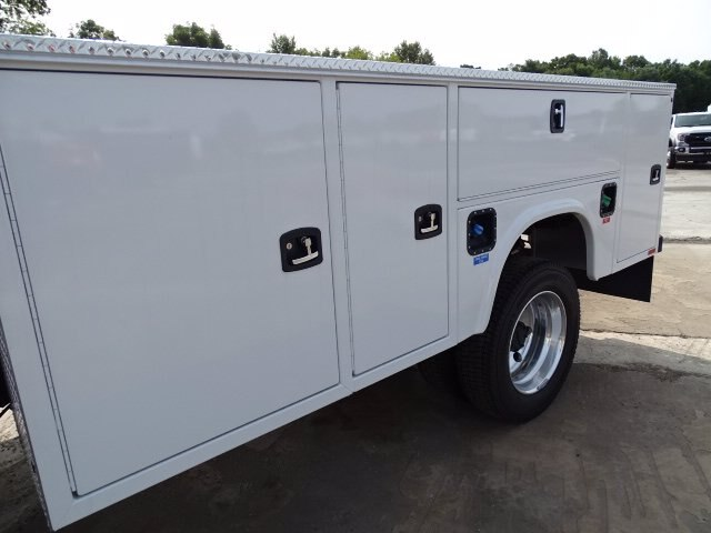2020 Ford F-450 Regular Cab DRW 4x4, Knapheide Aluminum Service Body #G6844 - photo 4