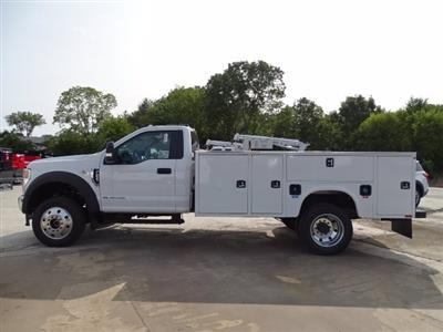 2020 Ford F-450 Regular Cab DRW 4x4, Knapheide Aluminum Service Body #G6844 - photo 3