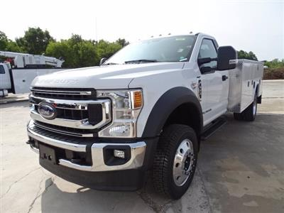 2020 Ford F-450 Regular Cab DRW 4x4, Knapheide Aluminum Service Body #G6844 - photo 1