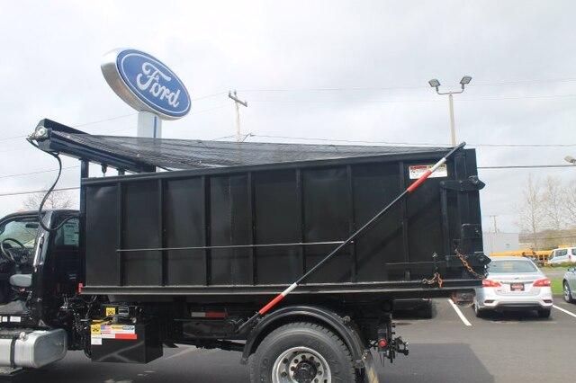 2021 Ford F-750 Regular Cab DRW 4x2, Beam Truck and Body, Inc Landscape Dump #G6941 - photo 14