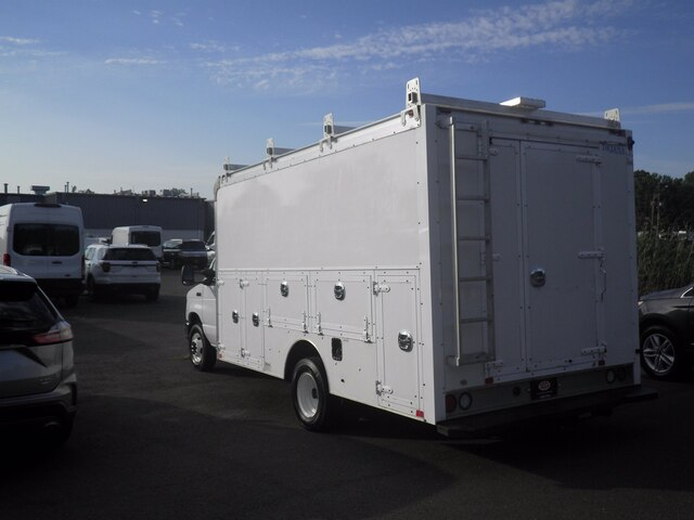2017 Ford E-450 RWD, Service Utility Van #G6946A - photo 16