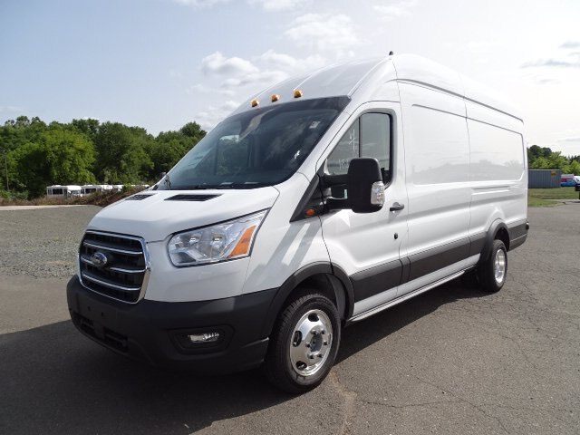 2020 Ford Transit 350 HD High Roof DRW RWD, Empty Cargo Van #G7005 - photo 1