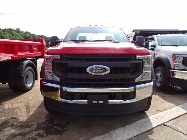 2020 Ford F-550 Regular Cab DRW 4x4, Cab Chassis #G7087 - photo 3