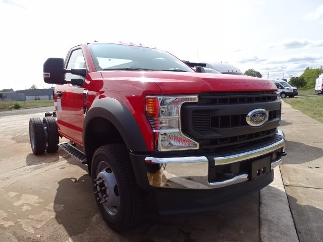 2020 Ford F-550 Regular Cab DRW 4x4, Cab Chassis #G7087 - photo 4